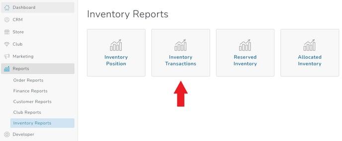 Inventory Transaction